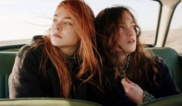 Ginger & Rosa filmstill