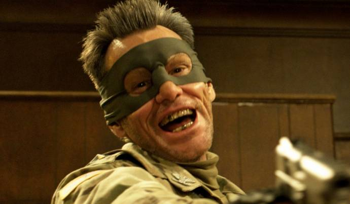 Jim Carrey (Colonel Stars and Stripes)