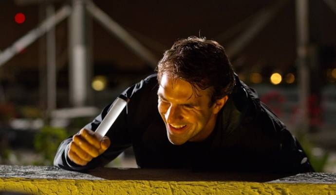 Paul Schneider (Tommy) in The Babymakers