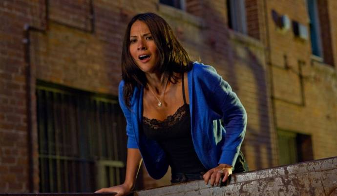 Olivia Munn (Audrey) in The Babymakers