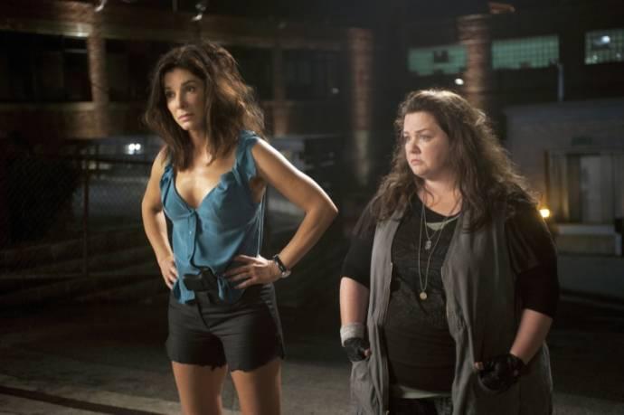 Sandra Bullock (Ashburn) en Melissa McCarthy (Mullins)