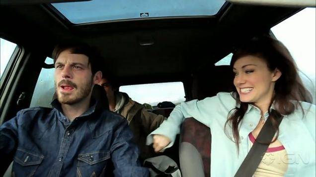 Scoot McNairy (Brody Cartwright), Andrew Hawley (Leo) en Anna Skellern (Kerry Hastings)