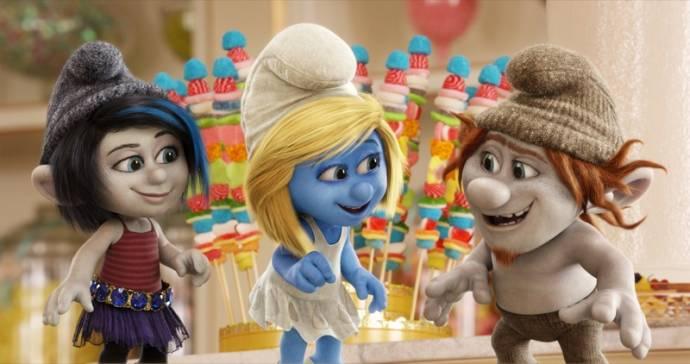 De Smurfen 2 (NL) filmstill