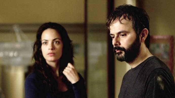 Berenice Bejo (Marie) en Ali Mosaffa (Ahmad)