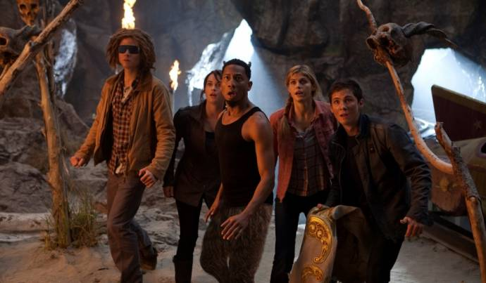 Percy Jackson: Sea of Monsters 3D filmstill