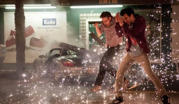 Seth Rogen (Seth Rogen) en Jay Baruchel (Jay Baruchel)