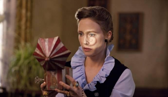 Vera Farmiga (Lorraine Warren) in The Conjuring