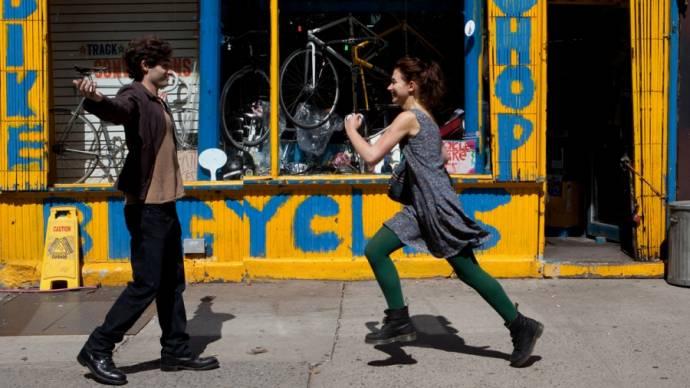 Penn Badgley (Jeff Buckley) en Imogen Poots