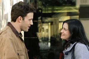 Ben Affleck (Ollie Trinke) en Liv Tyler (Maya)