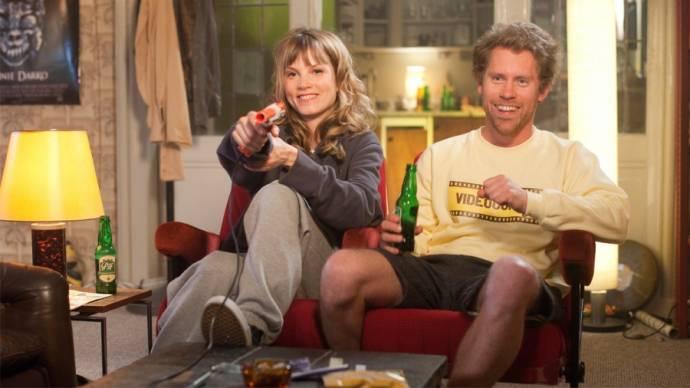 Sylvia Hoeks (Anna) en Tim Haars (Max)
