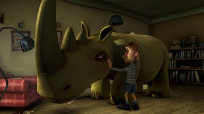 Otto er et næsehorn filmstill