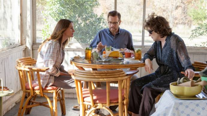 Julia Roberts (Barbara Weston), Ewan McGregor (Bill Fordham) en Meryl Streep (Violet Weston)