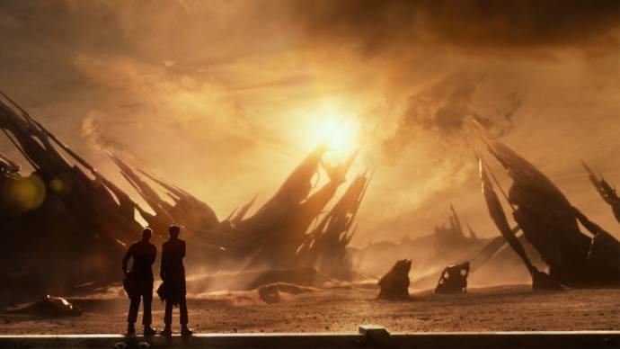 Ender's Game filmstill