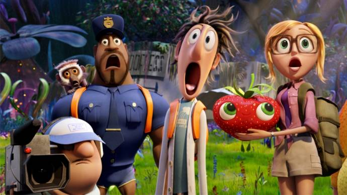 Cloudy with a Chance of Meatballs 2 filmstill