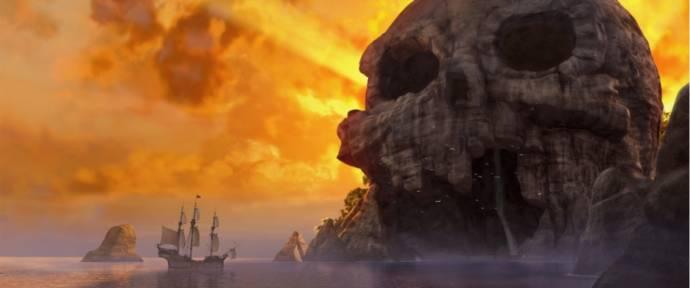 Tinkerbell: The Pirate Fairy filmstill