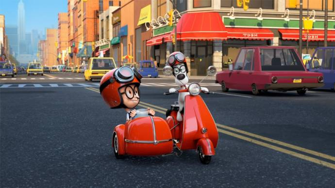 Mr. Peabody & Sherman 3D (NL) filmstill