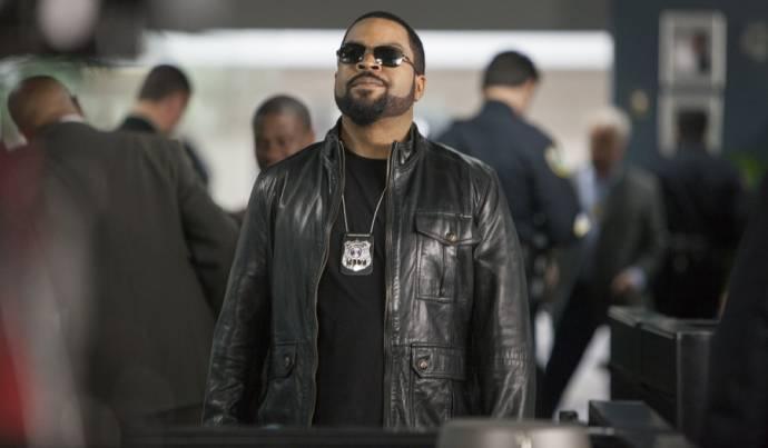 Ice Cube (James Payton)