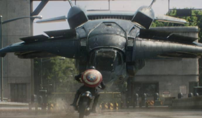 Captain America: The Winter Soldier filmstill