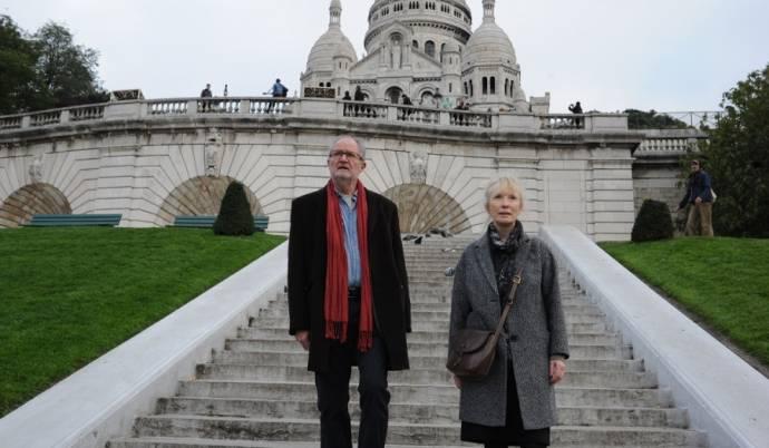 Jim Broadbent en Lindsay Duncan