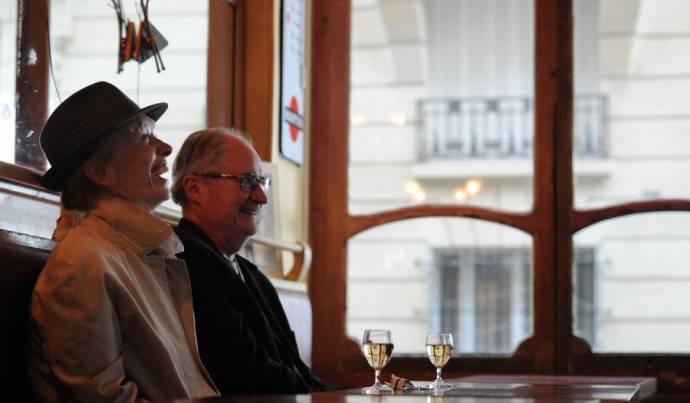 Lindsay Duncan en Jim Broadbent