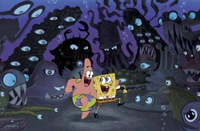 SpongeBob en Patrick