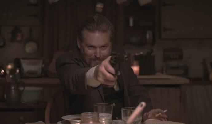 Bill Sage (Frank Parker)
