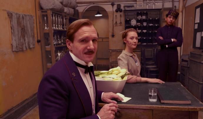 The Grand Budapest Hotel filmstill