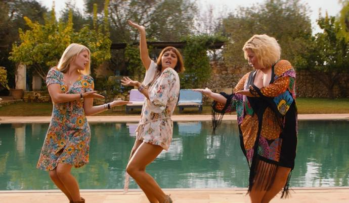 Ladies Night: Walking on Sunshine filmstill