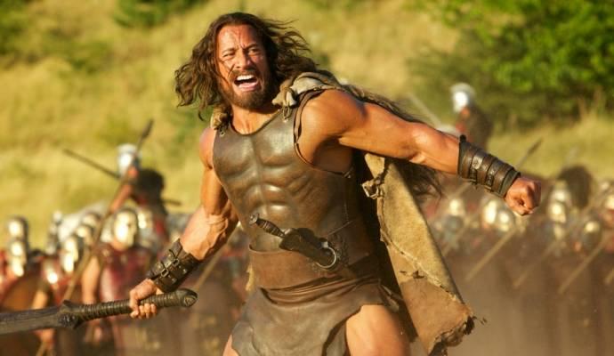 Dwayne Johnson (Hercules)