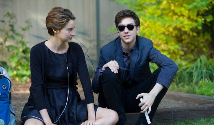 The Fault in Our Stars filmstill