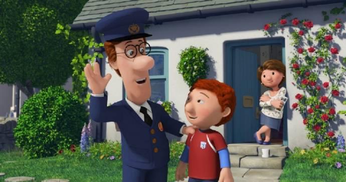 Postman Pat: The Movie filmstill