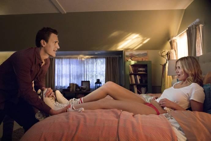 Cameron Diaz (Annie) en Jason Segel (Jay)