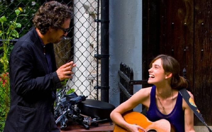 Mark Ruffalo (Dan) en Keira Knightley (Greta)