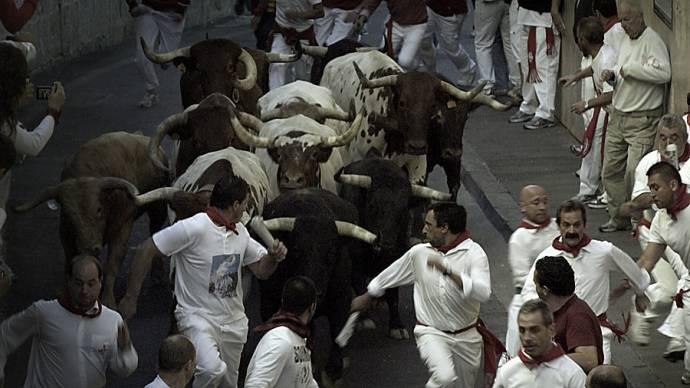 Encierro 3D: Bull Running in Pamplona filmstill