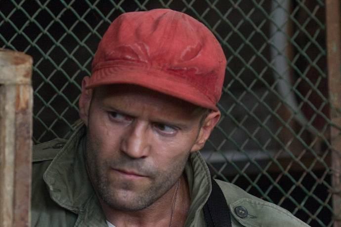 Jason Statham (Lee Christmas)