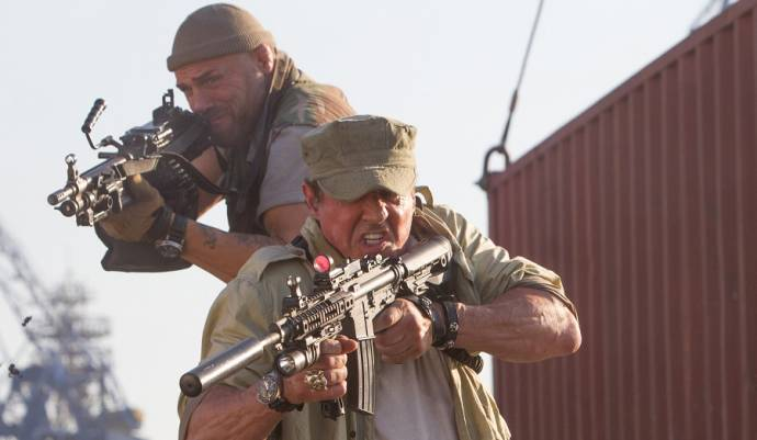 The Expendables 3 filmstill