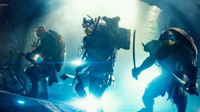 Teenage Mutant Ninja Turtles filmstill