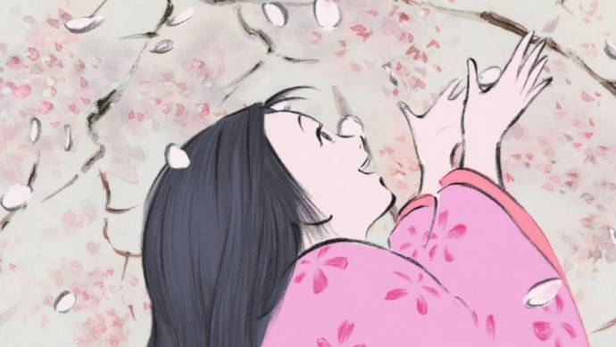 The Tale of the Princess Kaguya filmstill