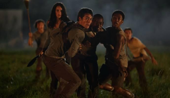 The Maze Runner filmstill