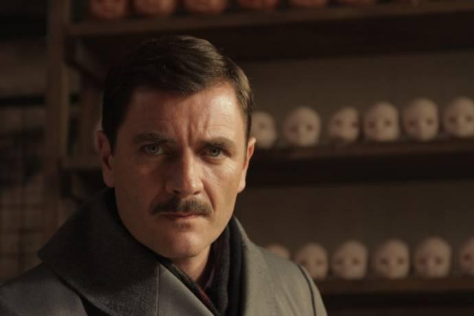Alex Brendemühl (Josef Mengele)
