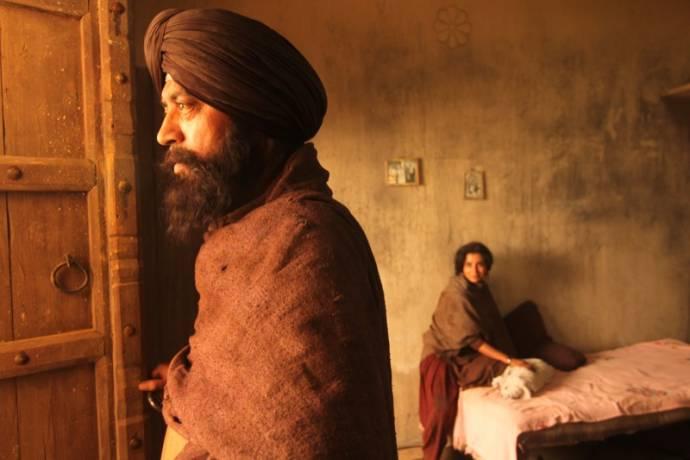 Irrfan Khan en Tisca Chopra