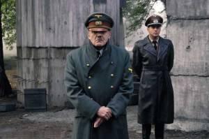 Bruno Ganz als Adolf Hitler