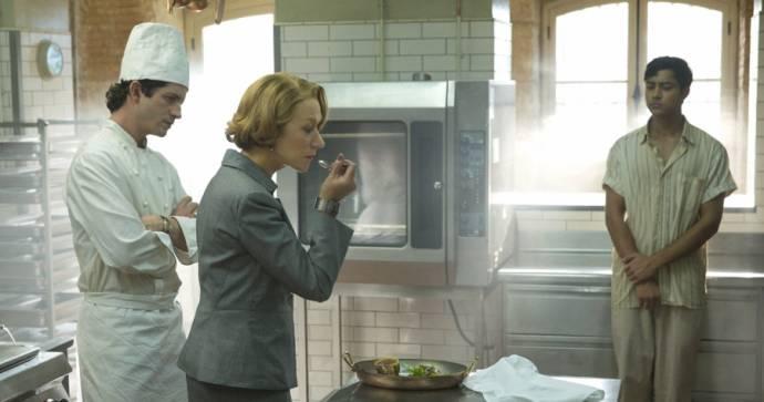 Helen Mirren (Madame Mallory)