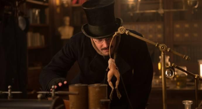 Jim Sturgess (Edward Newgate)