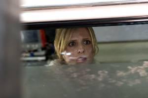 Sarah Michel Gellar speelt Karen Davis