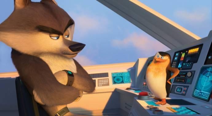 Penguins of Madagascar filmstill