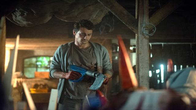 James Franco (Tom Reed)