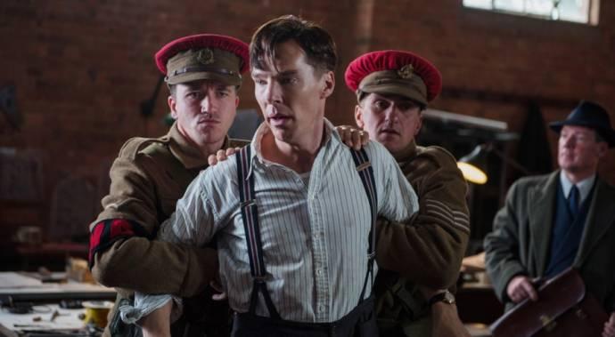 Benedict Cumberbatch (Alan Turing)