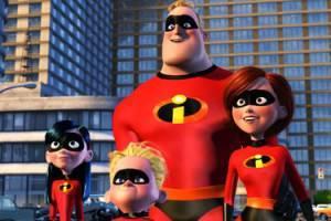 De familie Parr alias The Incredibles