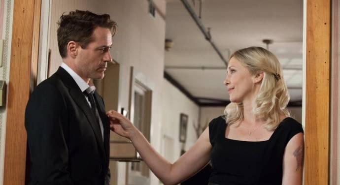 Robert Downey Jr. (Hank Palmer) en Vera Farmiga (Samantha)